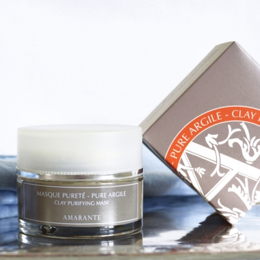 Masque Argile Pure