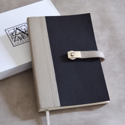 NOTE BOOK CUIR