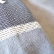 Fouta lin coton | Amarante