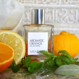 AROMATIC ORANGE eau de toilette