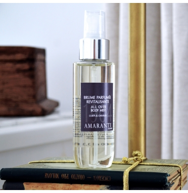 Brume parfumée revitalisante